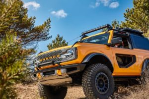 2021 Ford Bronco Rumor Release