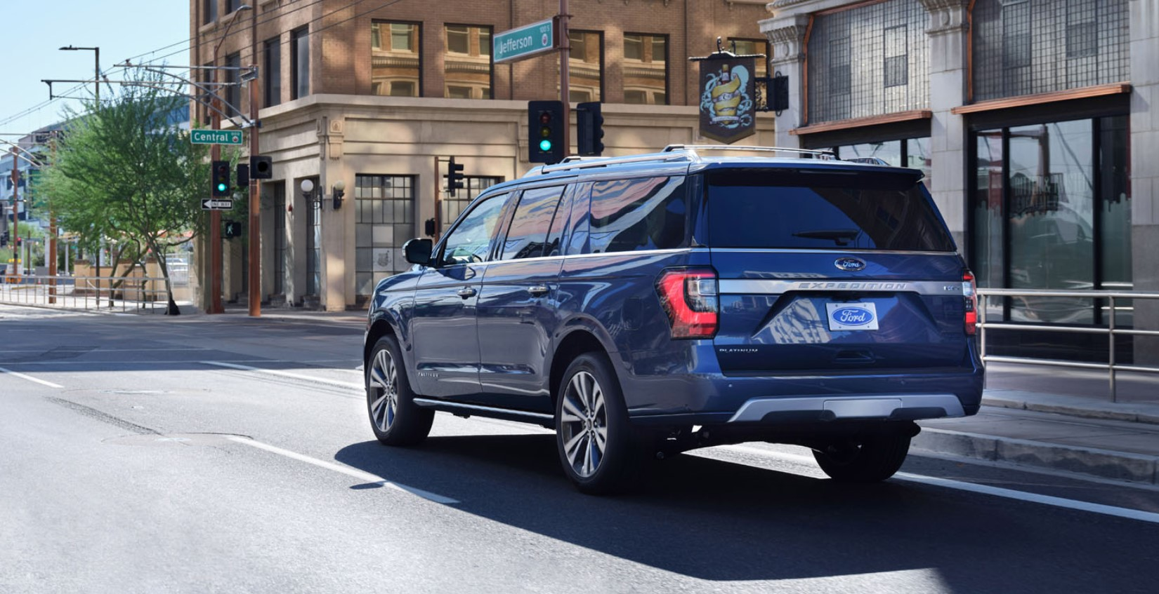 2021 Ford Expedition Specifications