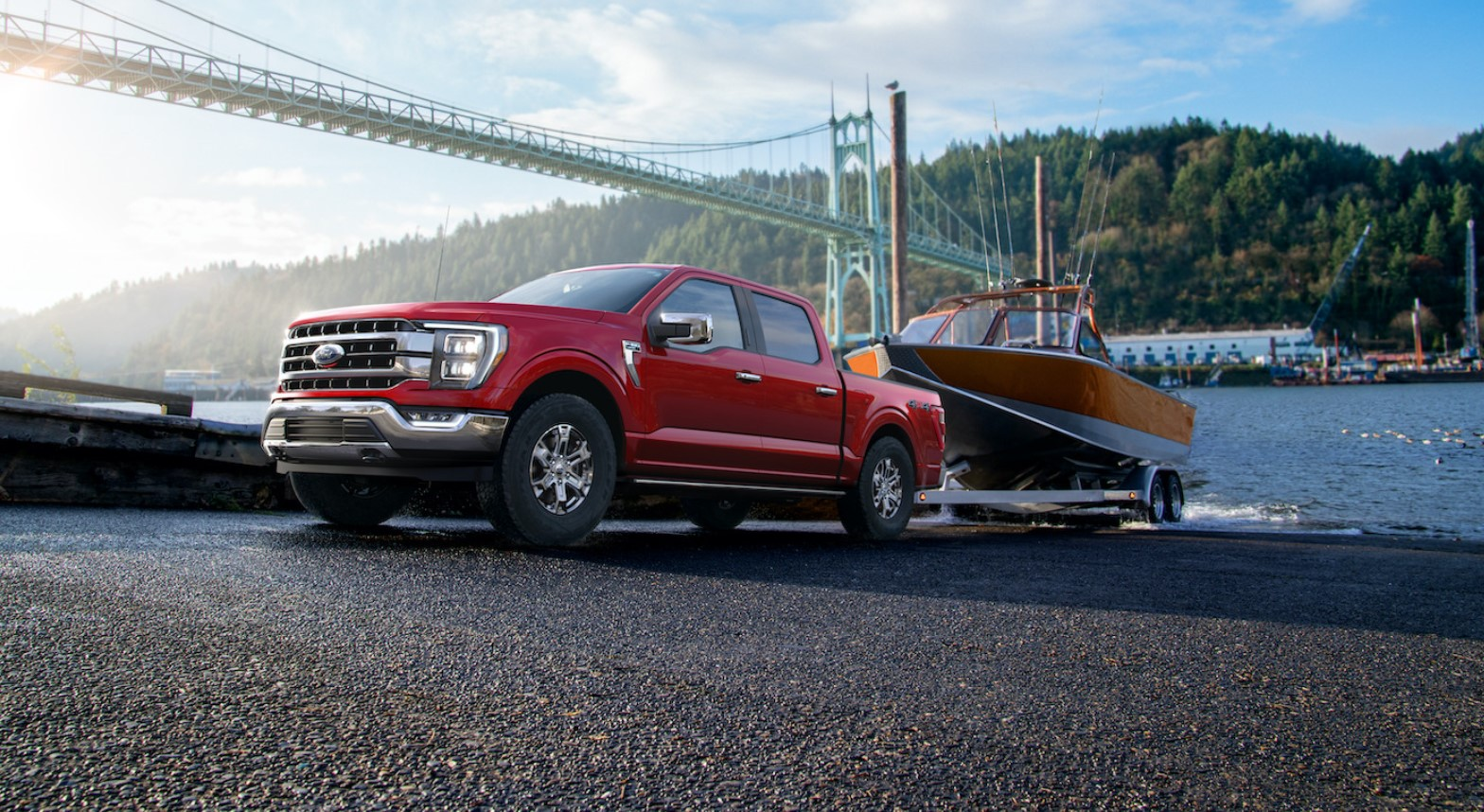 2021 Ford F-150 Limited Colors