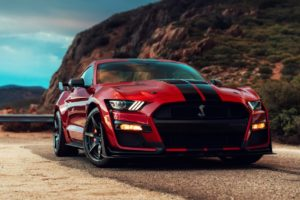2021 Ford Mustang Shelby GT500 Safety Update
