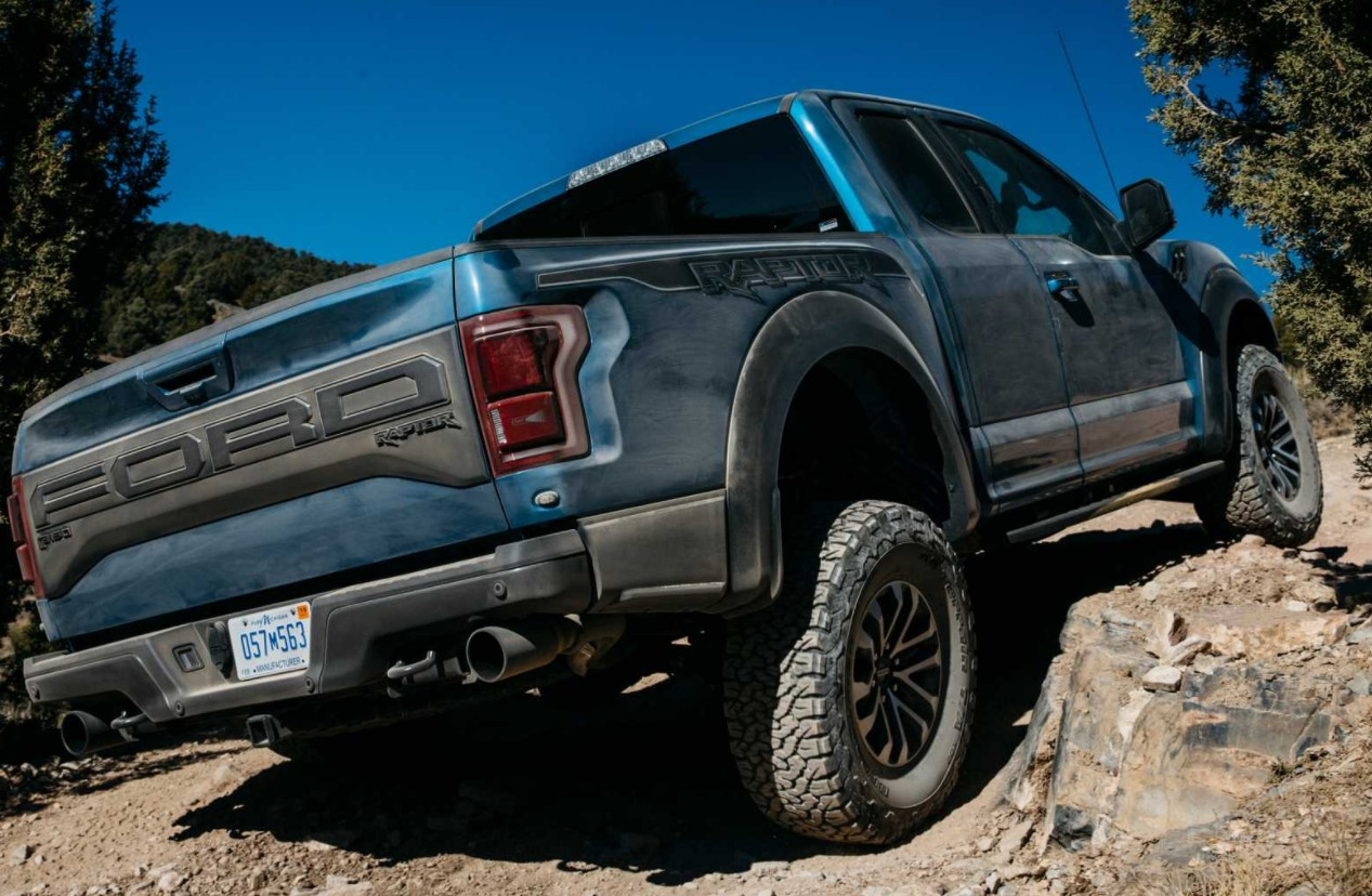 2022 Ford F-150 Specification