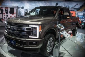 2022 Ford F-350 Super Duty Premier Specs