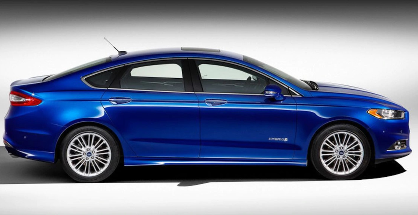 2022 Ford Fusion Hybrid Changes