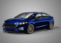 2022 Ford Fusion Hybrid Release Date