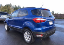 New 2020 Ford EcoSport SE 4WD 4WD