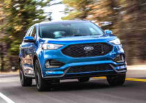 2022 Ford Edge Ford New Model