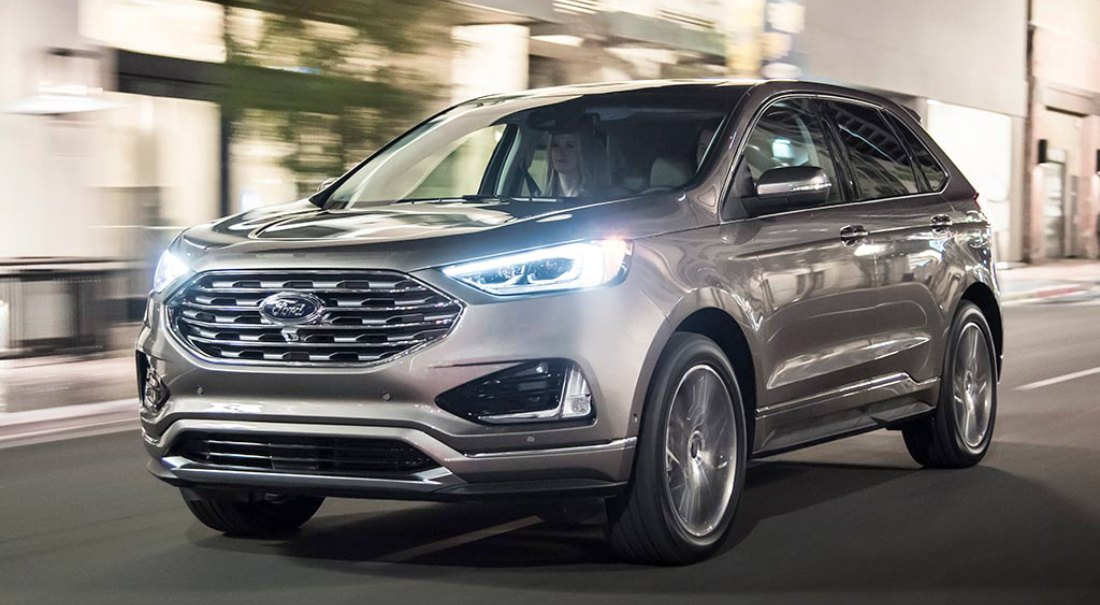 2021 Ford Edge Changes Engine ST SUVs Reviews