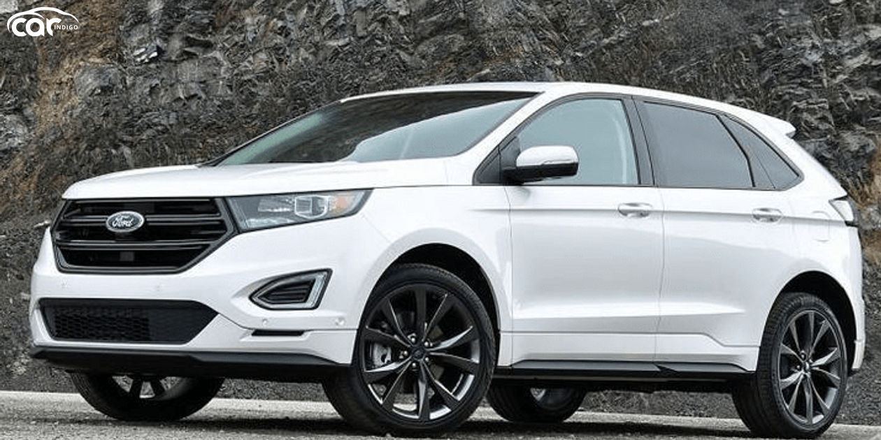 2021 Ford Edge ST Review Features Price Performance
