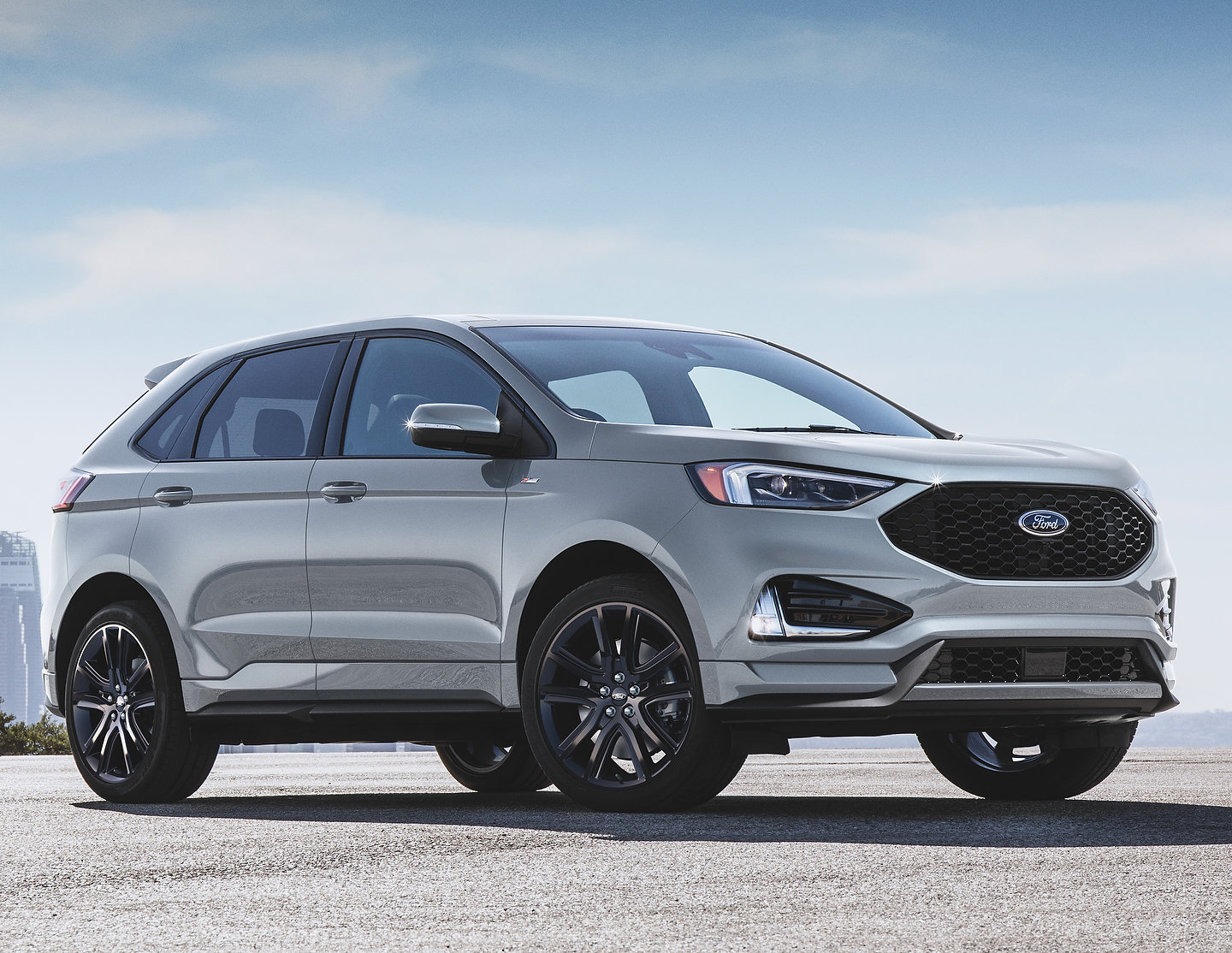 2021 Ford Edge St Black Engine Changes Redesign Release