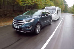 The Practical Caravan Ford Edge Review YouTube
