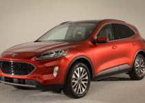 2020 Ford Escape Revealed With A New Look Hybrid And PHEV