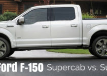 Ford F 150 Supercab Vs Supercrew What s The Difference