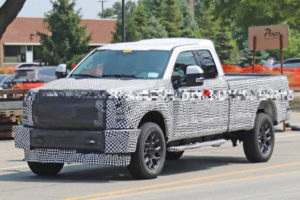 2022 Ford F250 Spied Testing First Look 2021 Truck
