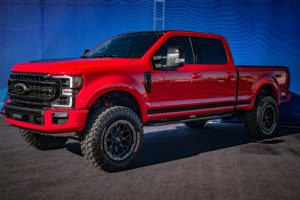 CGS Performance Ford F 250 Super Duty Tremor Crew Cab With