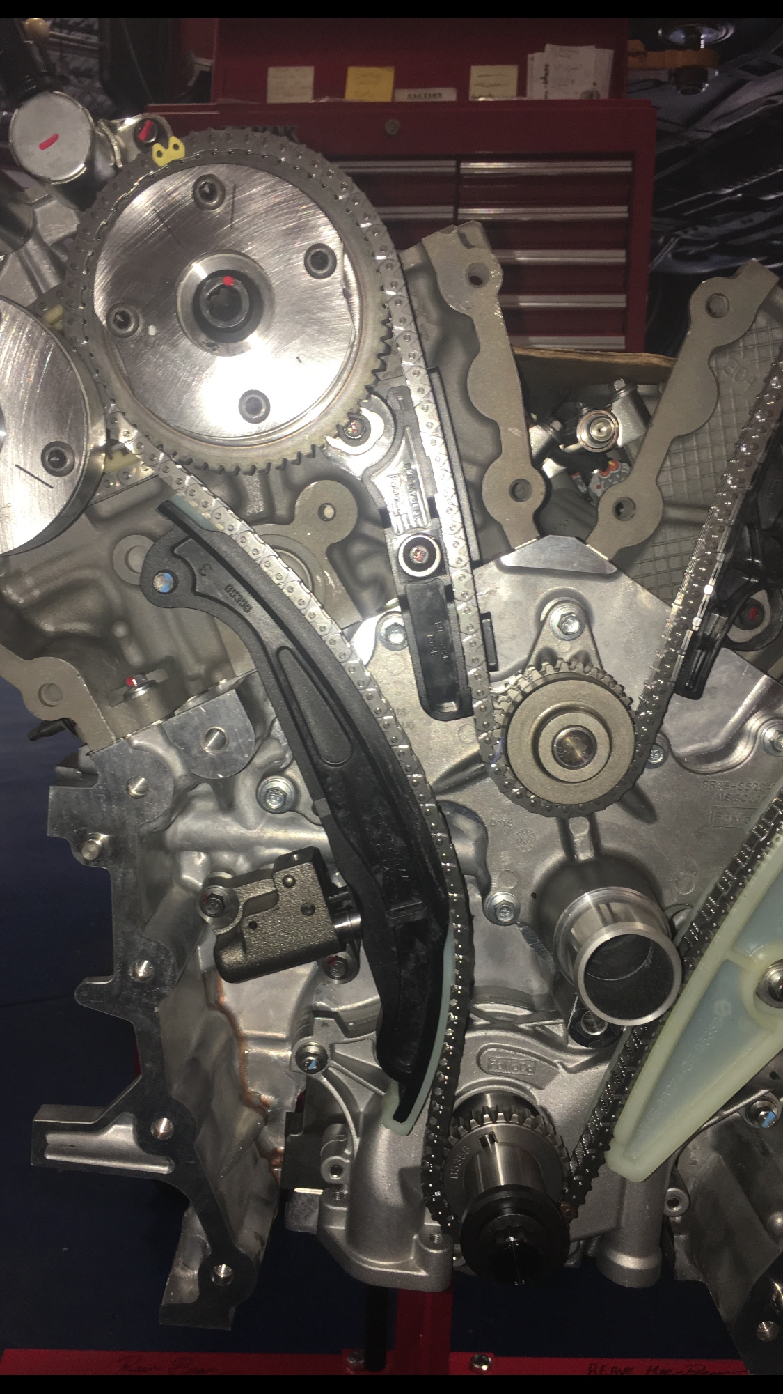Ford F150 3 5L Ecoboost Rattle Upon Start Up Timing Chain