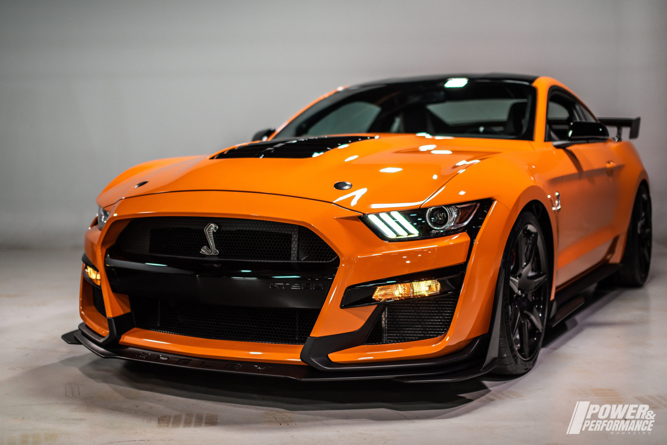 P P Exclusive 2020 Ford Mustang Shelby GT500 In Twister