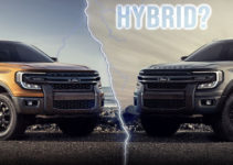 2022 Ford Ranger And Everest To Go Hybrid Everything You