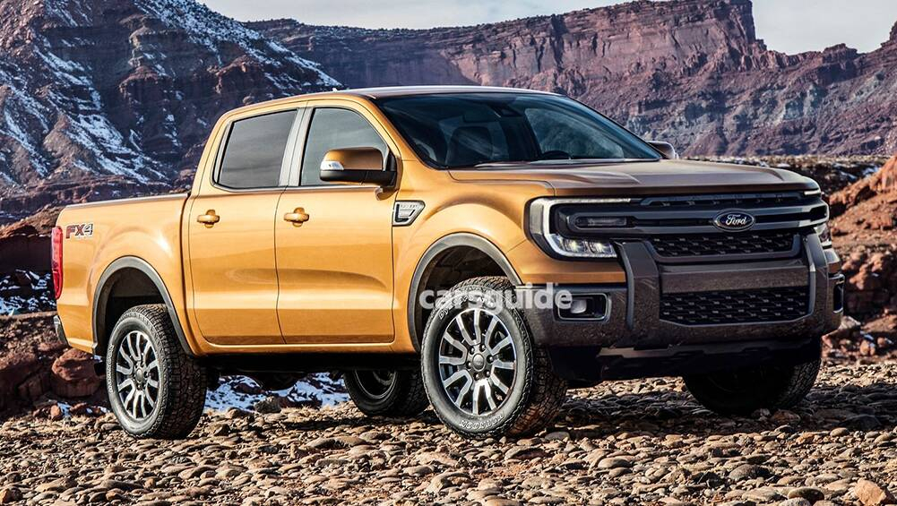 New Ford Ranger 2022 How The Related Bronco Helped Shape