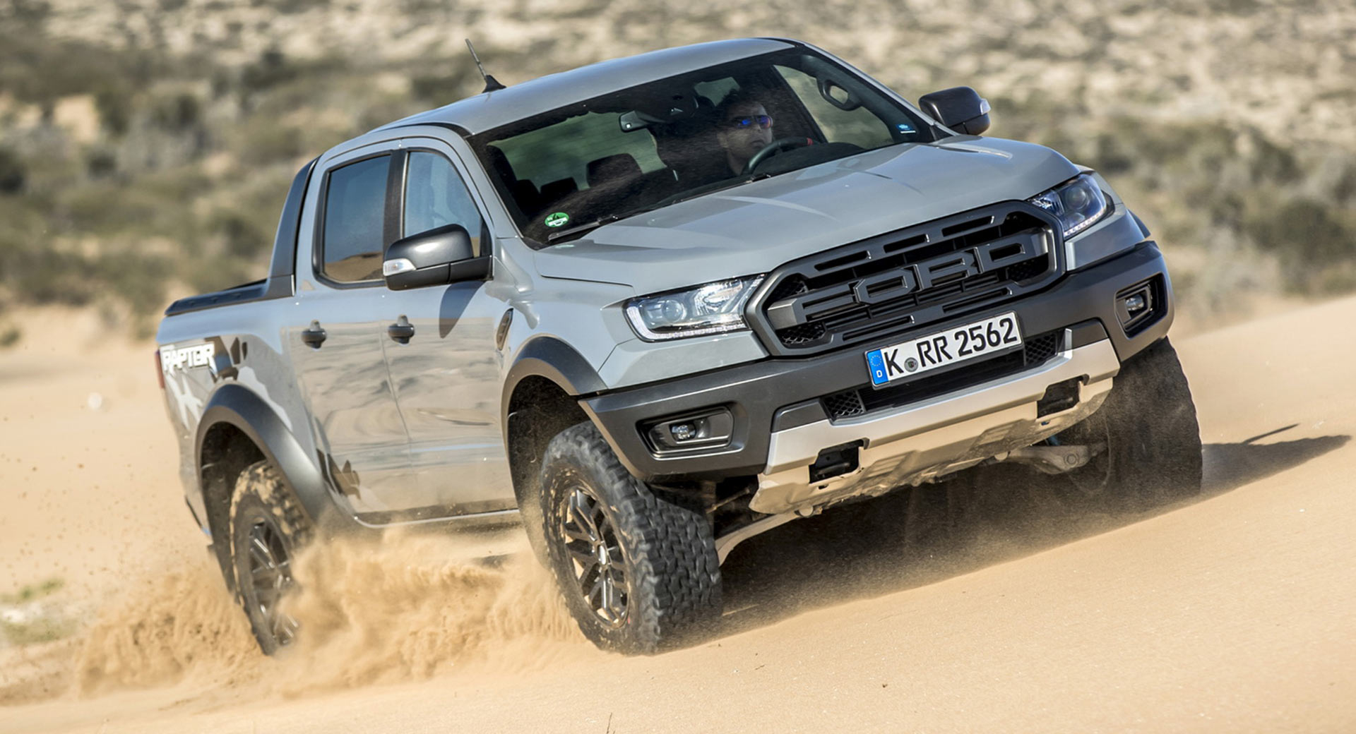 2022 Ford Ranger Raptor To Get A 400 HP Twin Turbo V6
