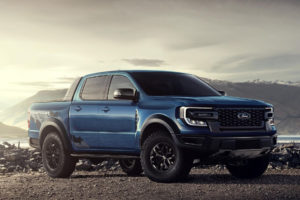 2022 Ford Ranger Raptor Rendered And It Looks Impressive