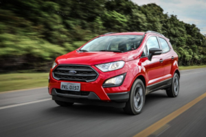 2022 Ford EcoSport Review Price Interior FordFD