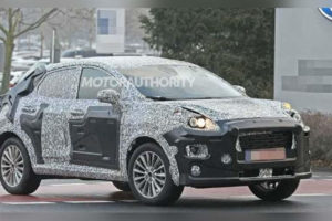 2022 Ford Ecosport Spotted For The First Time CarandBike