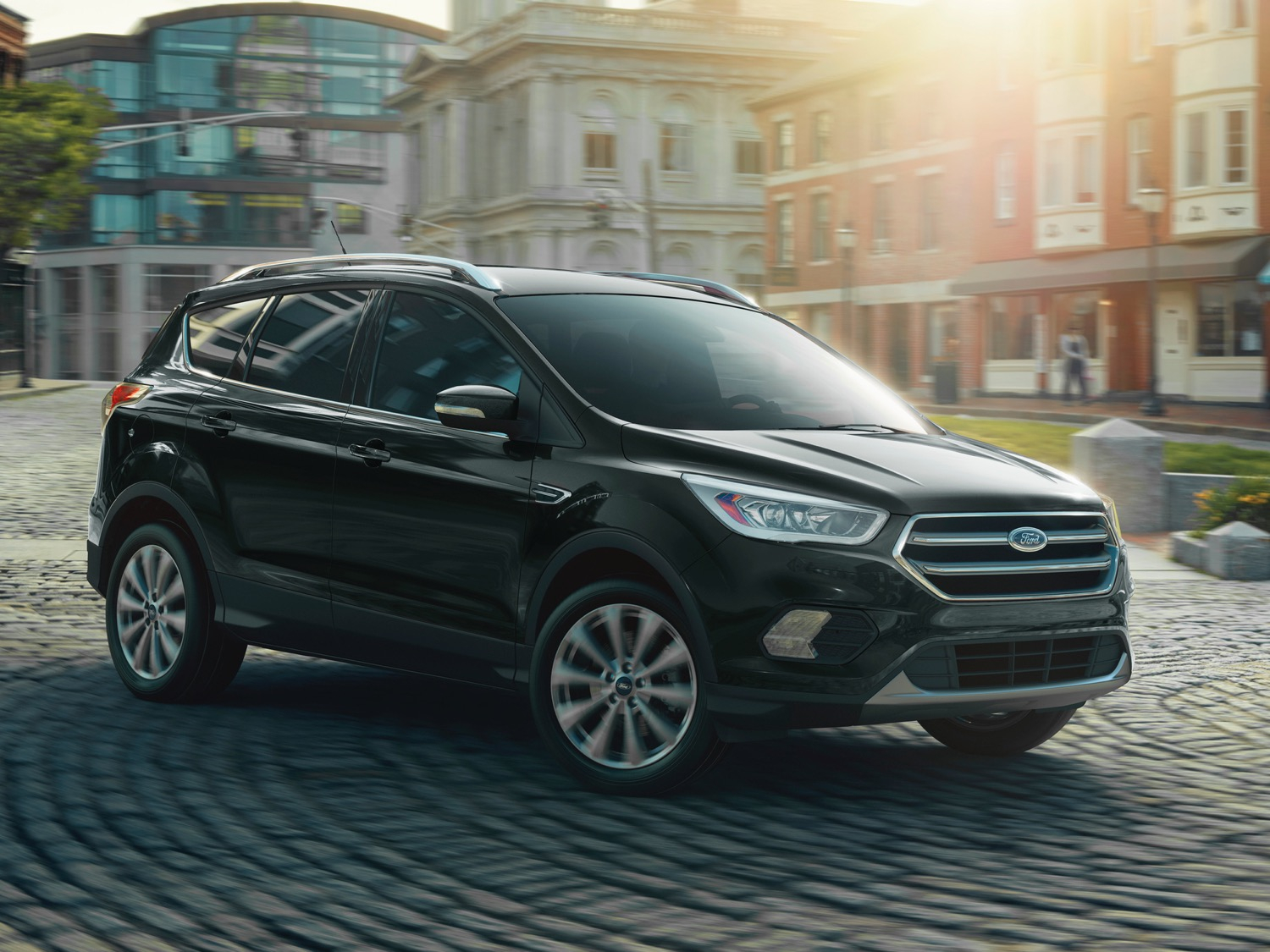 Here s What s New For The 2019 Ford Escape