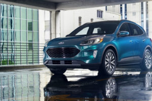 AUTO REVIEW 2020 Ford Escape A Vehicle That Represents