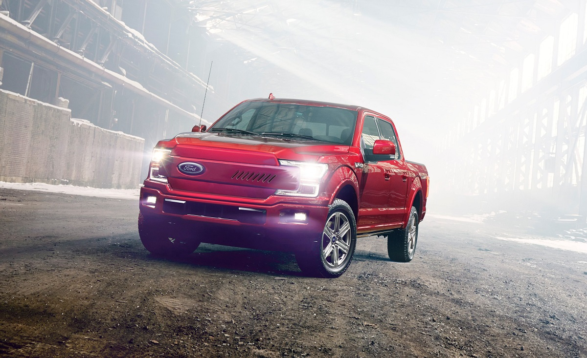All New 2022 Ford F 150 Electric Finally Rendered 2021 Truck