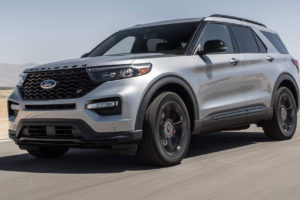 2020 Ford Explorer First Test Review 3 Rows 3 Engines