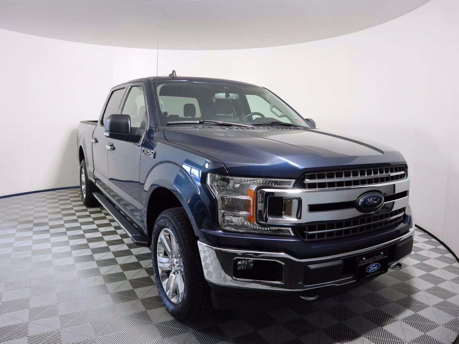 New 2020 Ford F 150 Crew Cab Pickup In Parkersburg