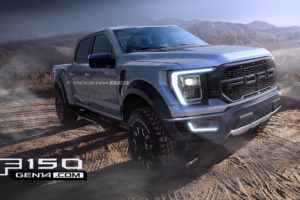 Will The New 2022 Ford F 150 Raptor Look Like This The
