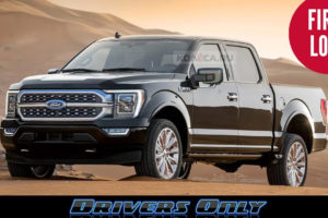 2021 Ford F150 First Look At New Renderings And Interior