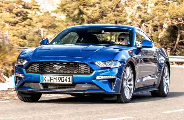 2022 Ford Mustang Ford New Model