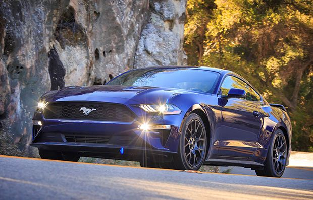 2022 Ford Mustang Convertible