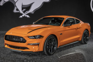 2020 Ford Mustang EcoBoost HPP New York 2019 Photo