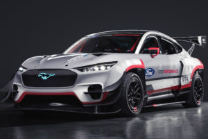 New Ford Mustang Mach E 1400 Prototype Racer Unveiled