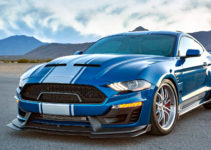 2018 2019 SHELBY Super Snake Mustang Supercharged V8