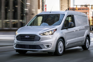 2019 Ford Transit Connect Cargo Van Works The Crowd In