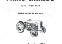 1953 Ford Jubilee Owners Manual FordPrice us