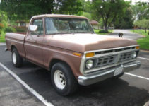 Find Used 1 Owner 1977 Ford F100 Custom Short Bed With