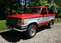 1989 Ford Bronco II 4x4 XLT Manual Trans 5 Sp W od For