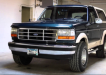 1993 Ford Bronco Owners Manual Owners Manual USA