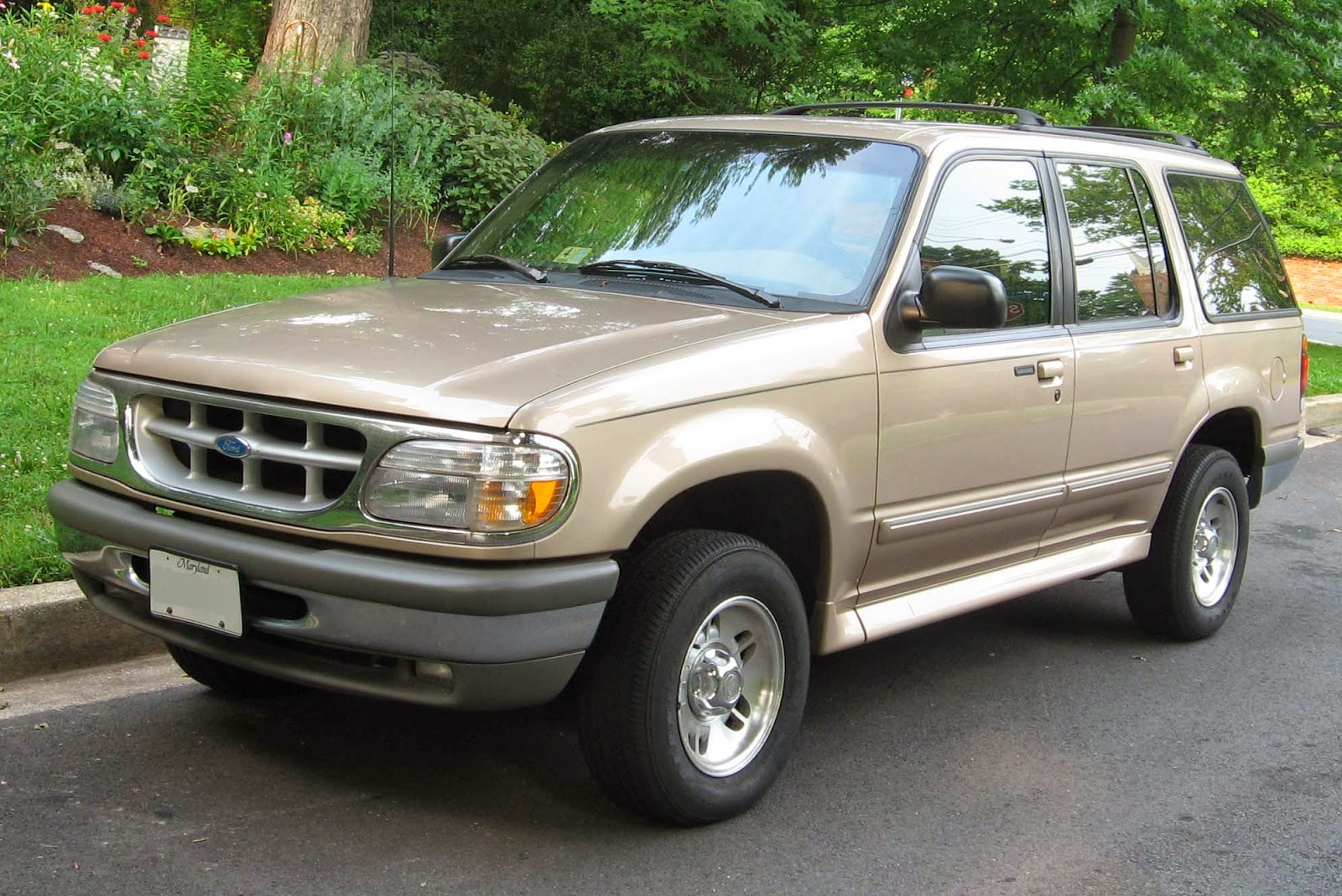 1995 Ford Explorer Owners Manual Pdf FordPrice us