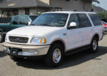 1998 Ford Expedition Eddie Bauer Owners Manual