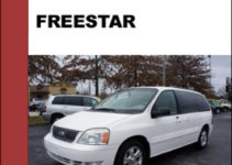 Ford Freestar 2004 To 2007 Factory Workshop Service Repair