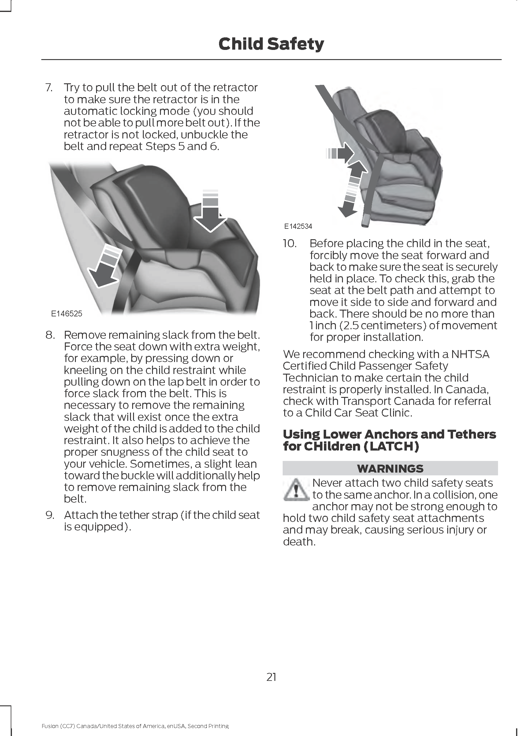 2016 Ford Fusion Owners Manual Ford Fusion Forum