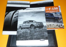 2018 FORD F150 F 150 OWNERS MANUAL SET GUIDE 18 W case XL