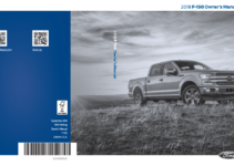 2018 Ford F 150 Owner s Manual OwnerManual