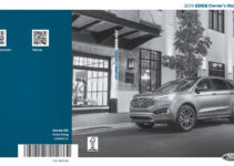 2019 Ford Edge Owners Manual Manuals Books